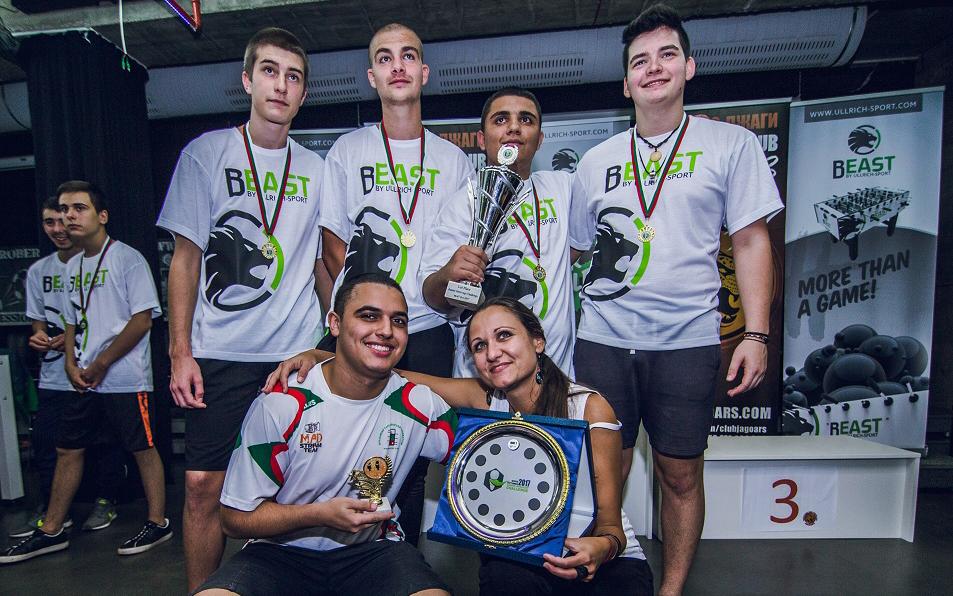 Младежка джаги купа и джага турнир SGM 2017