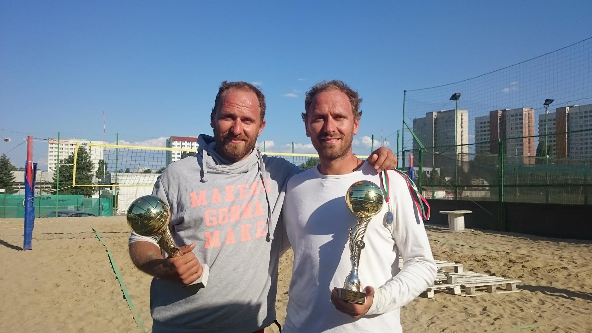 Sofia Beach Masters 2017: Джагоари грабнаха златото и на пясъка!