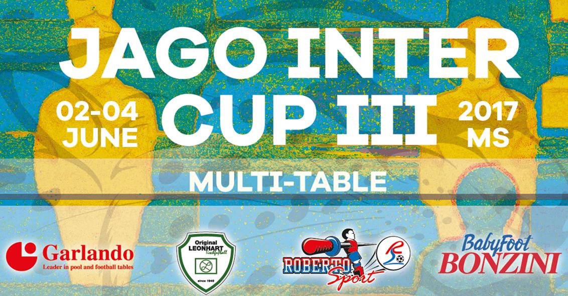 Jago Inter Cup III 2017 - международен турнир по джаги