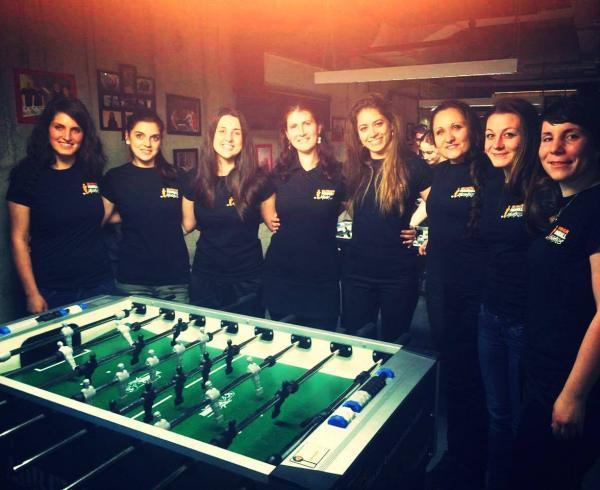 Селекция на Женски Национален Отбор 2016