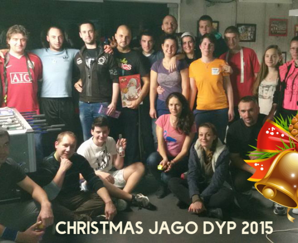 Коледен джаги JAGO DYP турнир 15.12.2015