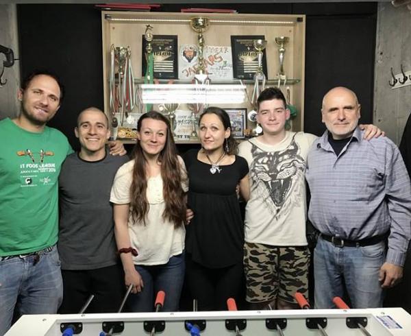 Вътрешноклубен турнир по джаги - Джагоарс 2017