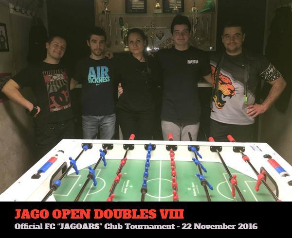 клубен турнир джаги по двойки Jago club tournament