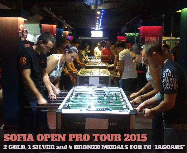Sofia OPEN Nov 2015- 18/20.11.2015