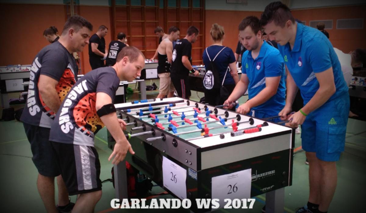 джаги световни серии гарландо 2017
