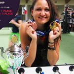 Световни серии по джаги на Гарландо - световен шампион Екатерина Атанасова!