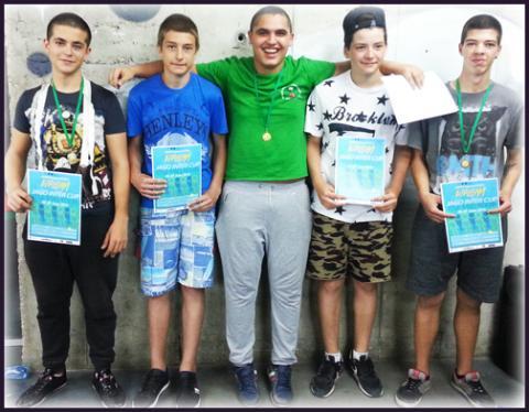 турнир по джаги - международен про тур 2015 - джаго интер къп