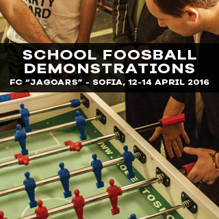 fossball demostrations 2016 sofia