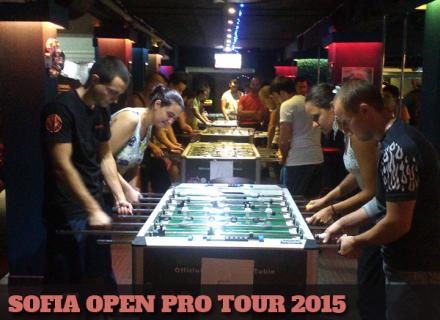 Sofia OPEN Nov 2015- 18/20.11.2015