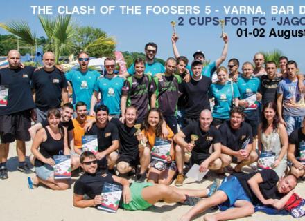 Jago TeamBuilding II Varna 01-02.08.2015