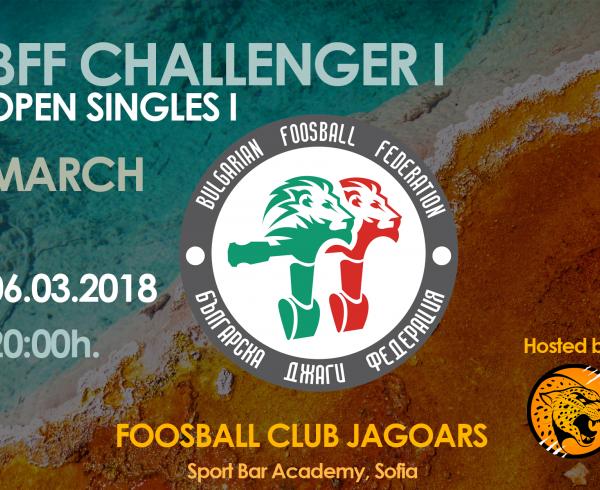 Ранкинг турнир по джаги към БДФ 2018