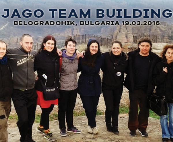 Team Building I 2016 - Belogradchik