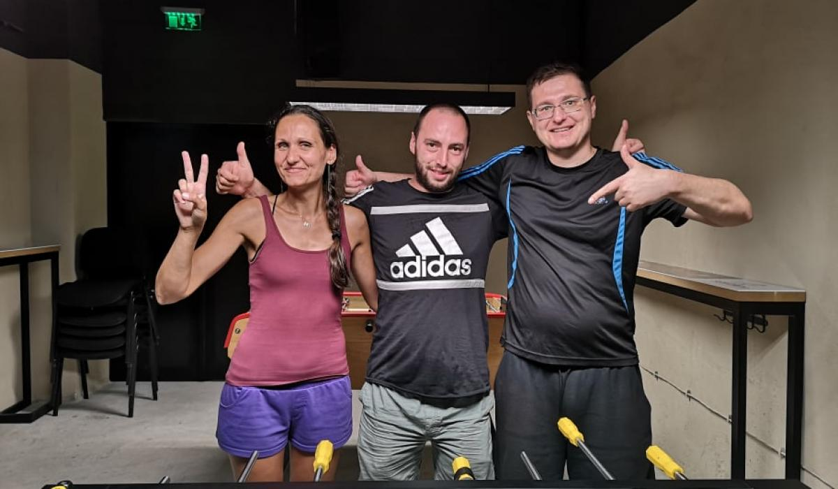 BFF Challenger II OD and OS I -25 & 28 August 2021- foosball