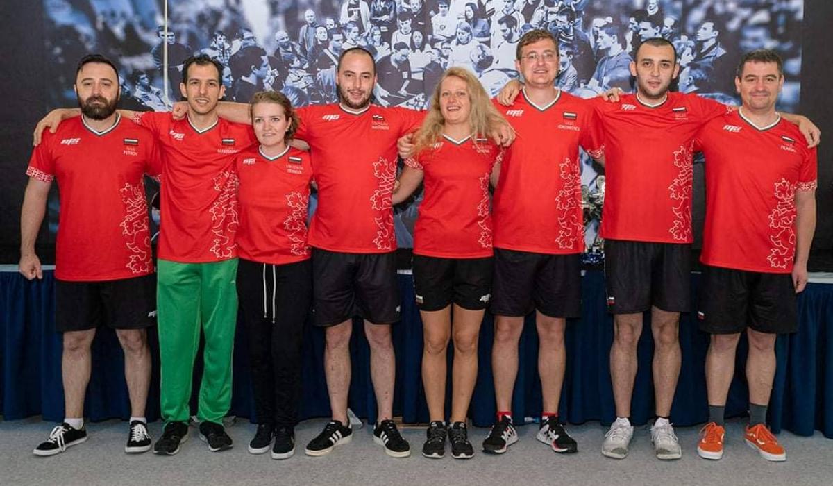 Leonhart World Series 2109 Germany - 12-15 September 2019