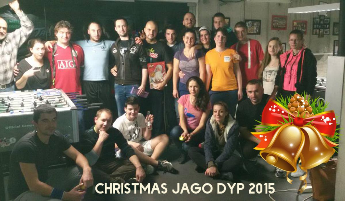 Коледен турнир по джаги на клуб Джагоарс