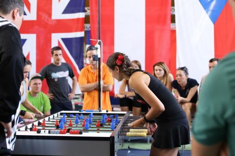 екатерина атанасова - световен шампион на гарландо световните серии по джаги 2015